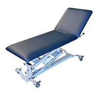 Treatment Adjustable Back Section