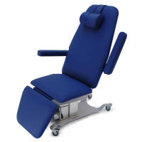 Evolution Podiatry Chair with Seat Lift