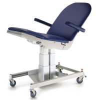 Hi-Capacity Mobility Chair